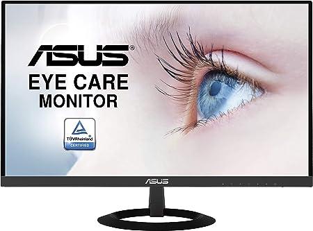 Asus Vz279he 68 58 Cm Eyecare Monitor Black Computers Accessories