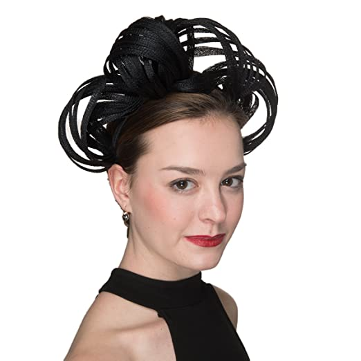 Kakyco 102054 Princess Leia Headband Black At Amazon Womens