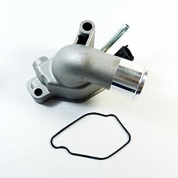 Nuevo termostato + Gasket Seal 90536501 apropiado para Opel Vauxhall Astra Zafira A MKI Vectra B C