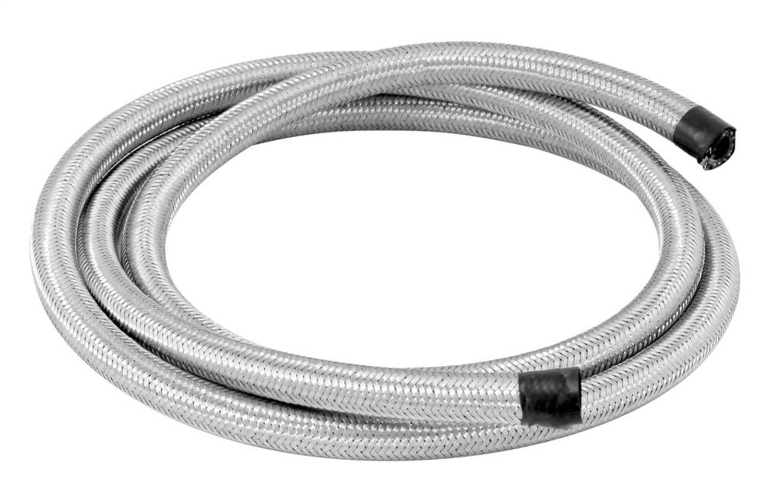 Spectre Performance (29406) 3/8'' x 6' Stainless Steel Flex Fuel Line