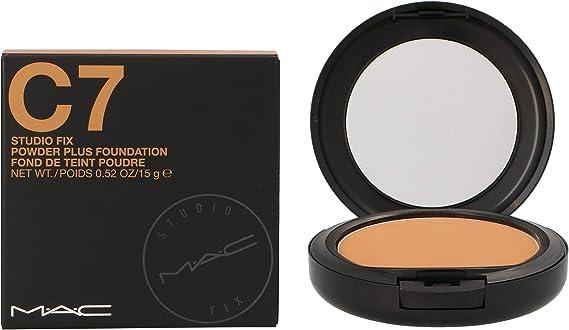 MAC Studiofix C7 Foundation for Women, 0.5 Ounce by M.A.C: Amazon.es: Belleza
