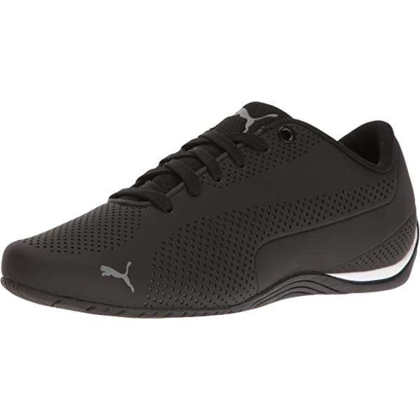 PUMA Men's Drift Cat 5 Ultra Walking Shoe, Puma Black Quiet