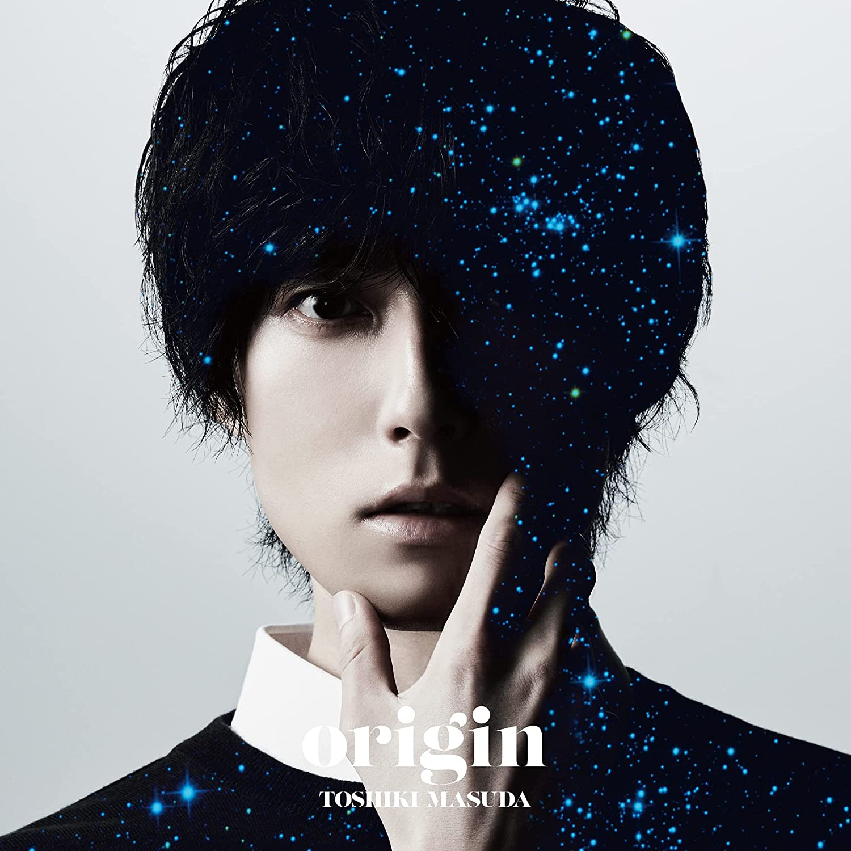 =増田俊樹「origin (通常盤)(Album)」