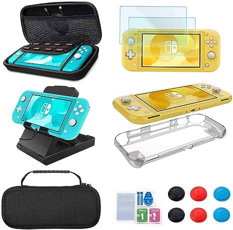 Kit de accesorios para Nintendo Switch Lite, paquete de accesorios ...