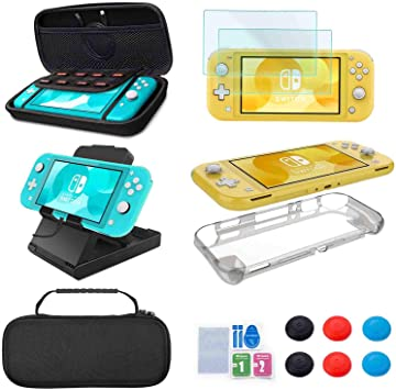Amazon Com Accessories Kit For Nintendo Switch Lite Yoowa