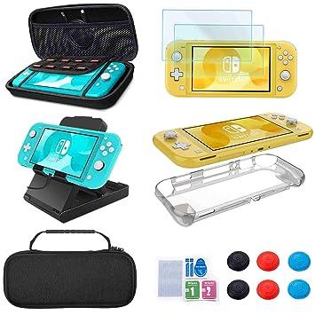 Amazon.com: Kit de accesorios para Nintendo Switch Lite ...