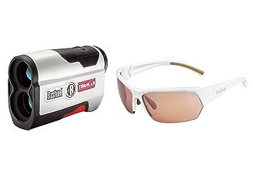 Golf Entfernungsmesser Tour V3 : Bushnell laser entfernungsmesser und golf sonnenbrille tour v