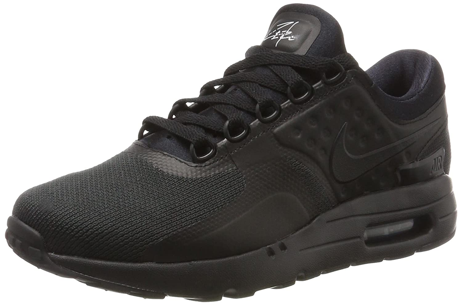 first rate 97ade 9b1c2 Nike AIR MAX Zero Essential Mens Running-Shoes 876070-0069. 5 -  BlackBlack-Black Buy Online at Low Prices in India - Amazon.in