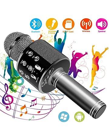 Micrófonos inalámbricos   Amazon.es