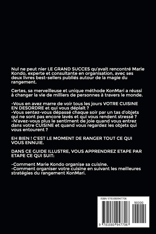 Buy La Magie De Ranger Sa Cuisine Selon Marie Kondo Guide