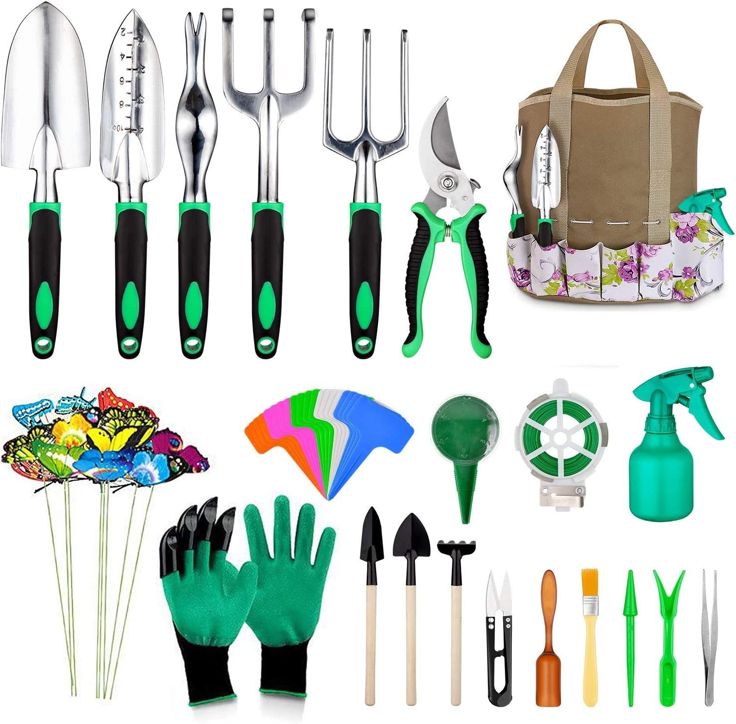 49 Pcs Garden Tools Set