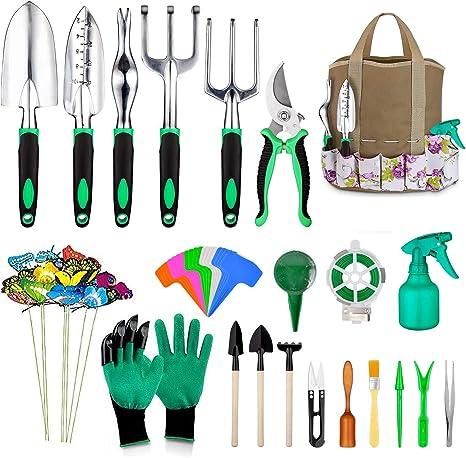 49 Pcs Garden Tools Set, Extra Succulent Tools Set