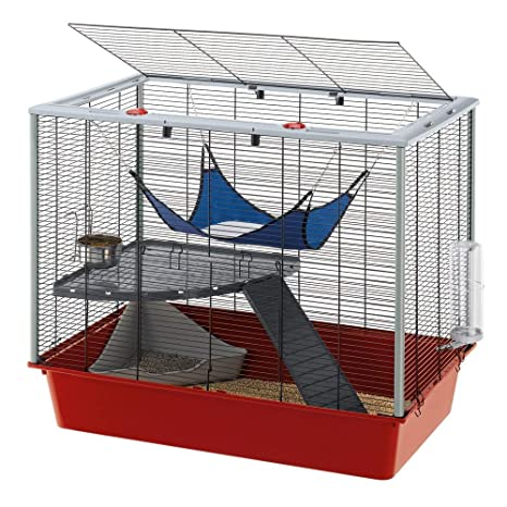 Ferplast Confortable jaula para hurones y ratones FURAT ...