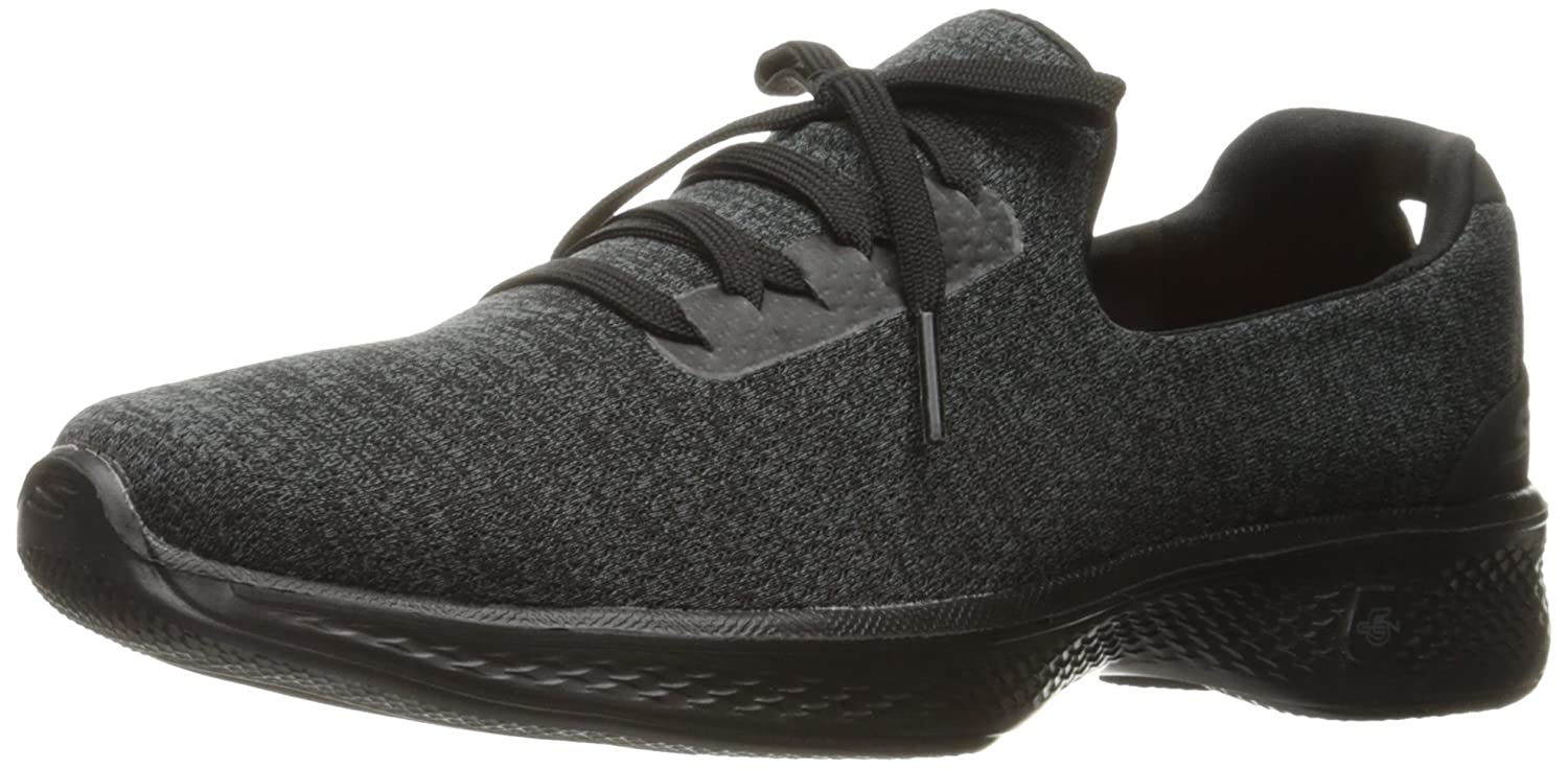 skechers performance women's go walk 4 a.d.c. all day comfort walking shoe