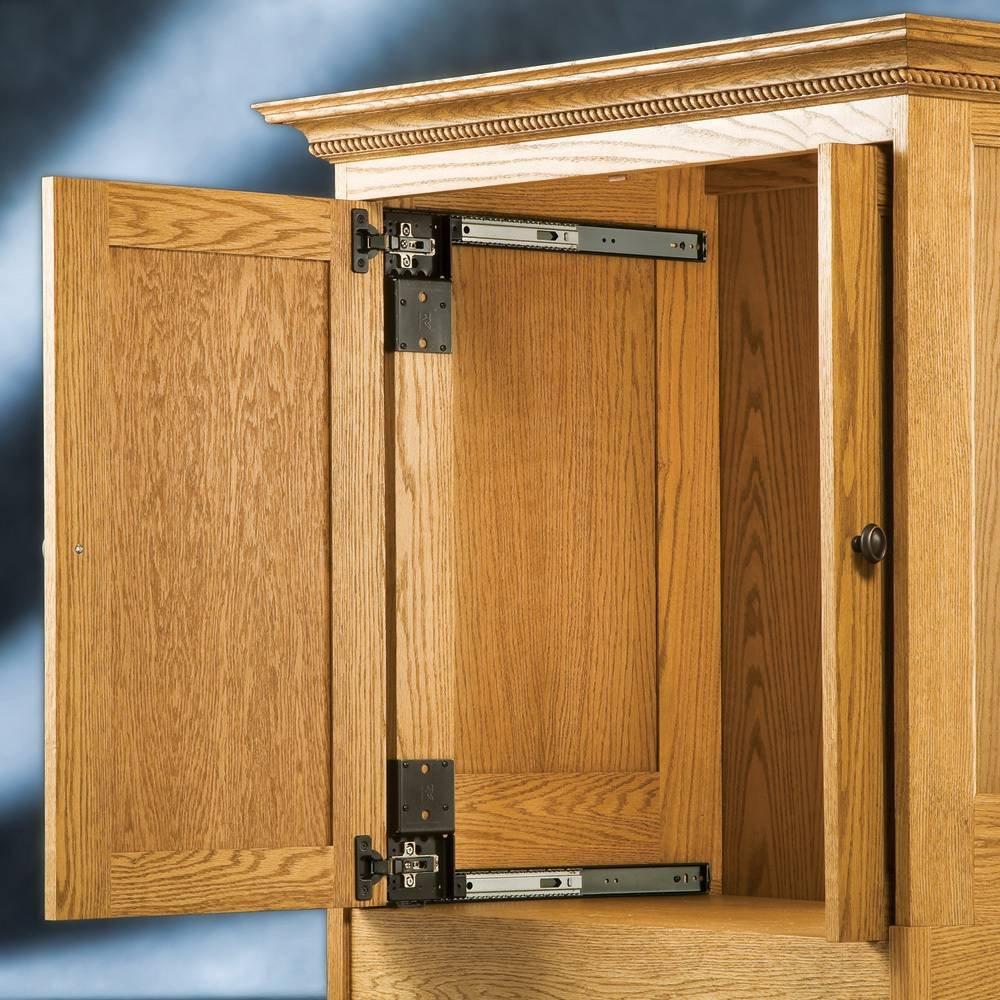 Knape & Vogt 20'' EZ Pocket Door Slide