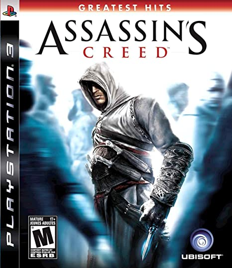 Amazon Com Assassin S Creed Playstation 3 Artist Not Provided