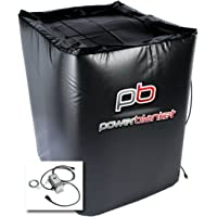 powerblanket th1000-uk Insulated IBC tanque de almacenamiento industrial