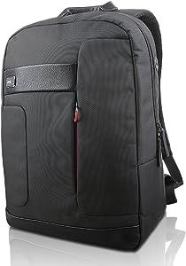 "Lenovo 15.6"" Laptop Backpack by NAVA - Black (GX40M52024),Classic Backpack - Black"