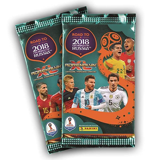 adrenalyn xl road to world cup 2018 starter pack amazon co uk toys rh amazon co uk Gold World Cup Panini World Cup Panini Number Shit