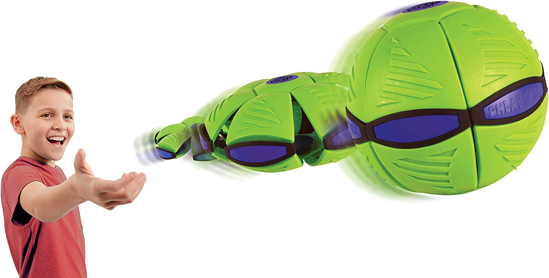Phlat Ball Jr – Neon – Pelota Frisbee – 13 cm – Color al Azar ...