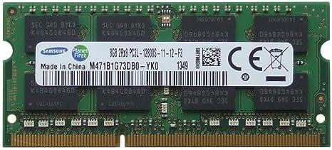 Samsung 8GB DDR3 SO-DIMM - Memoria RAM de 8 GB