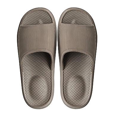 WYSBAOSHU Massage Foam Bathroom Slippers Non-Slip Spa Shower Sandal for Mens/Womens | Slippers