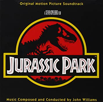 Image result for jurassic park soundtrack