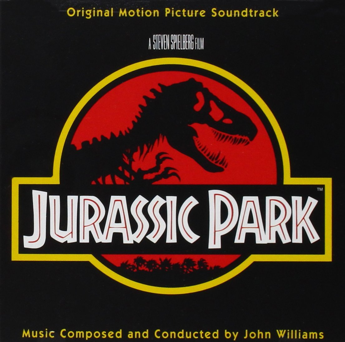 CD : John Williams - Jurassic Park (Music From the Original Motion Picture Soundtrack)