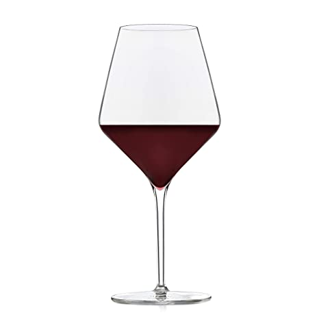 2631e065b18 Image Unavailable. Image not available for. Color: Libbey Signature  Greenwich Red Wine Glasses, 24-ounce, Set ...