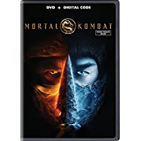 Mortal Kombat (BIL/DVD + Digital)