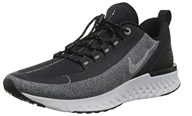 classic fit 7f726 4481e Nike Odyssey React Shield, Chaussures de Running Homme, Multicolore  (Black White-