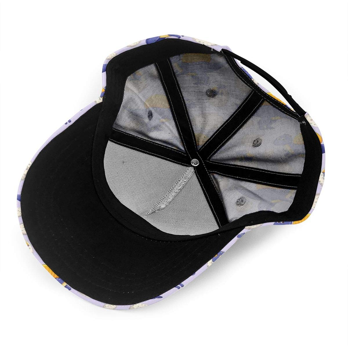 HHTZTCL Dinosaur Eggs Baseball Cap Adjustable Washed Cotton Dad Hat Hats Black