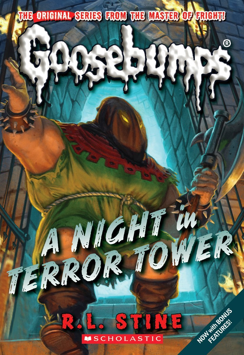 A Night in Terror Tower (Classic Goosebumps #12)
