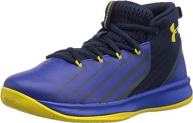 por favor confirmar Proscrito Banquete  Under Armour Atlas Gore-TEX Active Jacket - Zapatillas de baloncesto para  niños, color negro (002)/gris fantasma, XL: Amazon.es: Zapatos y  complementos