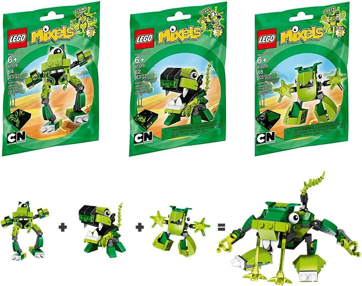 LEGO Mixels Series 3: Green Collection 5003814