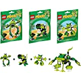 LEGO Mixels Series 3: Green Collection Bundle 3-Pack