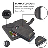 XRPow Galaxy S7 Edge Magnetic Detachable Wallet