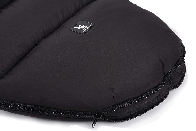 Cottonmoose Moose Saco de invierno dormir térmico para carrito silla de bebé universal abrigo polar - disponible en diferentes colores (422 Moose ...