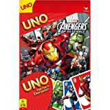 UNO Marvel Avengers Assemble Card Game Tin Edition