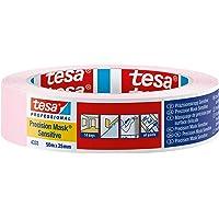 Tesa - Cinta de carrocero para superficies delicadas