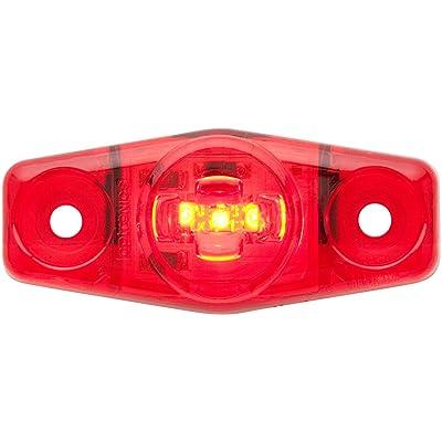 Optronics MCL14R2BP LED Red Mini Sealed Marker Light: Automotive