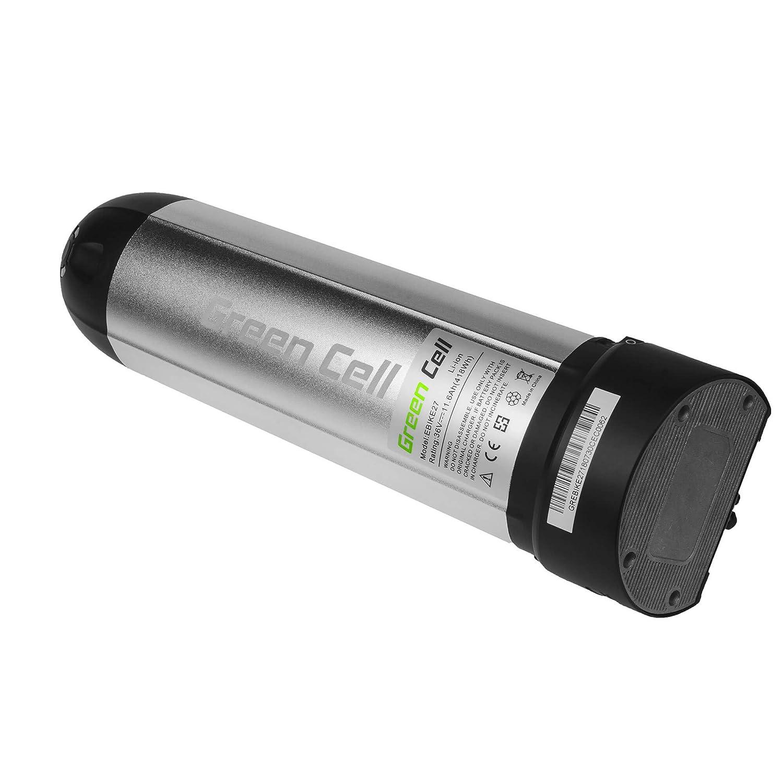 GC/® Batterie E-Bike 36V 14.5Ah V/élos /Électriques Pedelec Rear Rack Legnano GT Bicycles Neomouv avec Cellules Panasonic
