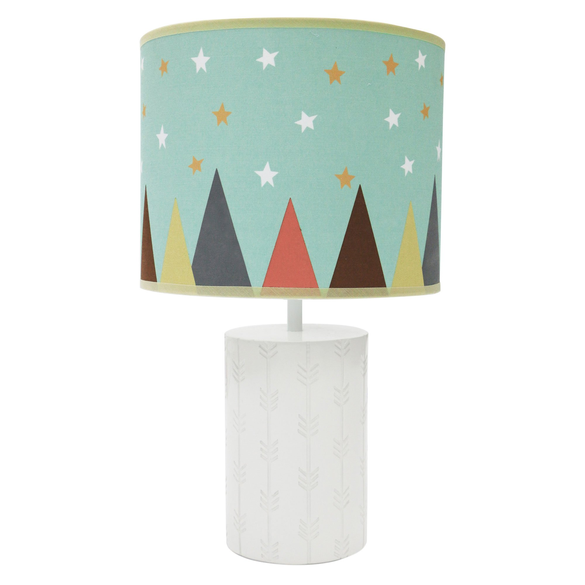 Clever Fox Lamp Base and Shade by Little Haven