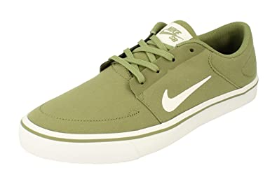 best sneakers baec4 0069f Image Unavailable. Image not available for. Color  Nike SB Portmore Canvas  Mens Trainers 723874 Sneakers Shoes ...