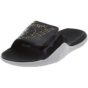 b4628c018aba Preschool Air Jordan Hydro 7 Retro Slide Sandals (3 M US Little Kid)