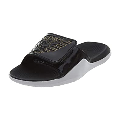 new style 59ee6 3faf9 Image Unavailable. Image not available for. Color  Preschool Air Jordan  Hydro 7 Retro Slide Sandals ...