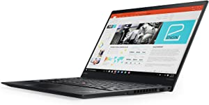 "Lenovo ThinkPad X1 Carbon (5th Gen) 20HR000FUS 14"" FHD (1920x1080) Display - Intel i7-7600U Processor, 16GB RAM, 512GB PCIe SSD, Windows 10 Pro"