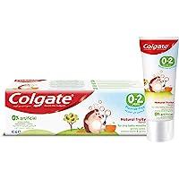 Colgate 0-2 Yaş Florürsüz Çocuk Diş Macunu 40 ml 1 Paket