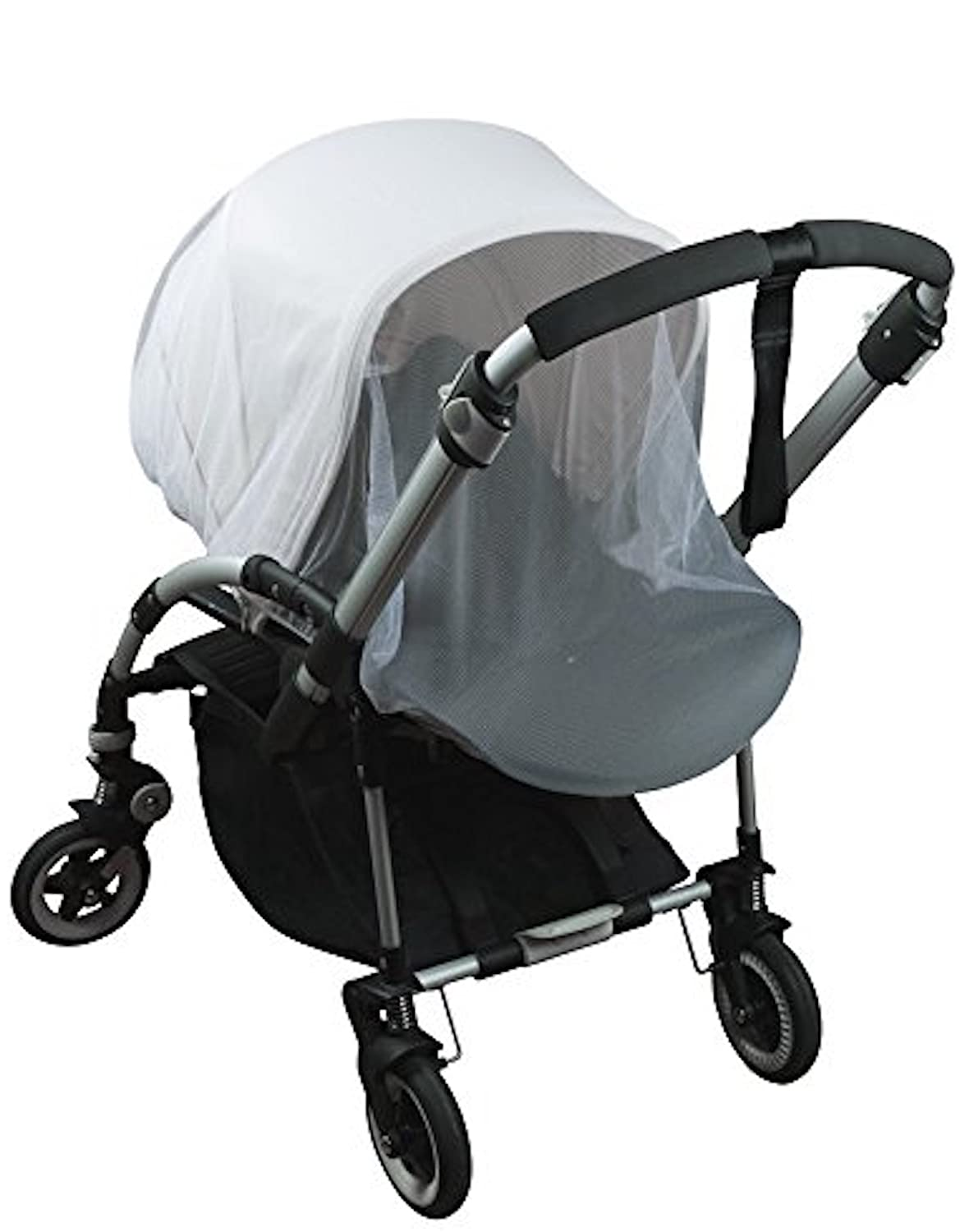 KIDLUF Mosquito And Bug Net For Baby Strollers Bassinets Cradles Car Seats