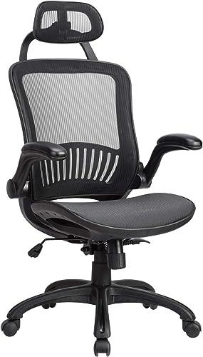 HCB Office Chair Desk Chair High Back Mesh Chair Ergonomic Computer Chair